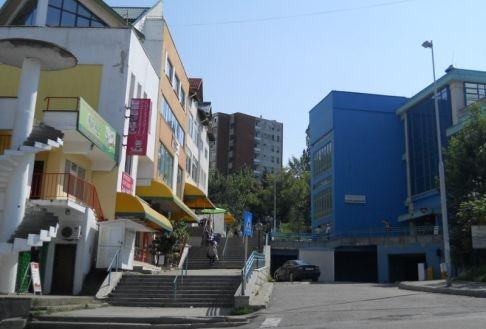 Treptele din Smârdan, gata în iunie