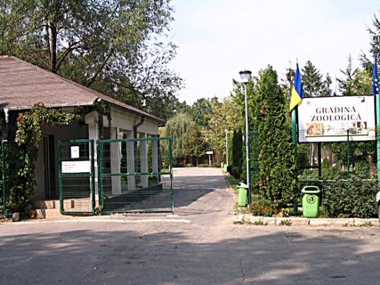 Aproape 2.000 de animale la Grădina Zoologică din Trivale