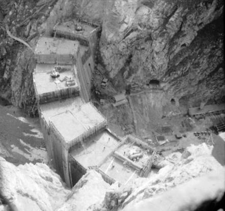Barajul Vidraru, la 50 de ani