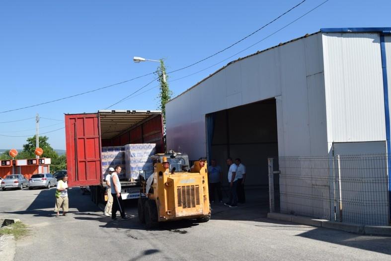 Mioveni:De joi, 14 iulie, începe distribuirea ajutoarelor UE