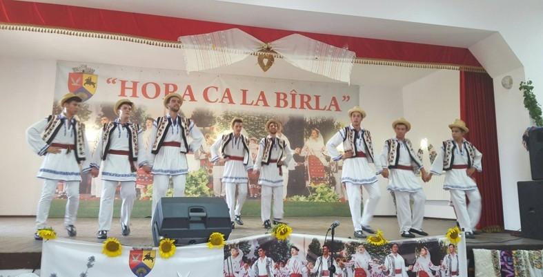 Istoria comunei Bârla