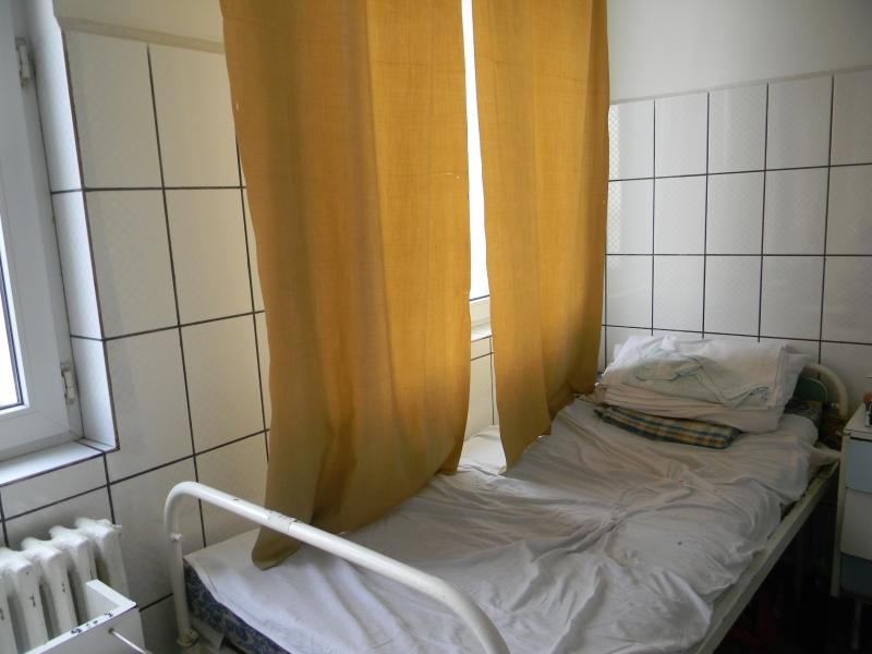 Măsuri de precauţie la Spitalul Judeţean