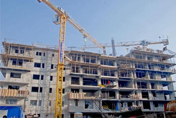 Firmele din construcţii, în blocaj
