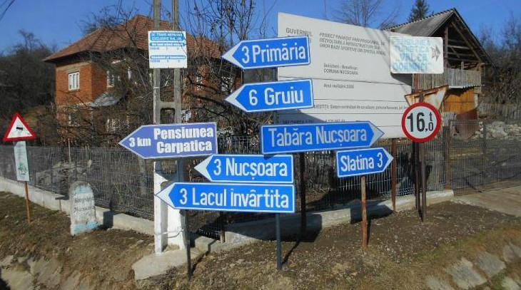 Apă de 1 milion euro la Nucșoara