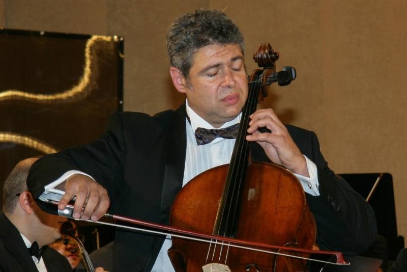 Concertul pentru violoncel al lui Haydn, la Filarmonica Piteşti