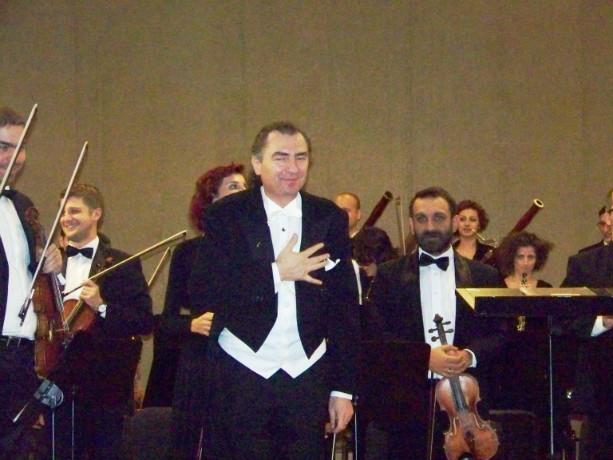 Seară Ceaikovski la Filarmonica Piteşti