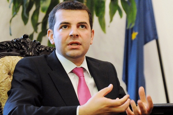 Daniel Constantin, vicepremier