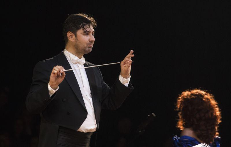Concerte pentru flaut şi harpă la Filarmonica Piteşti