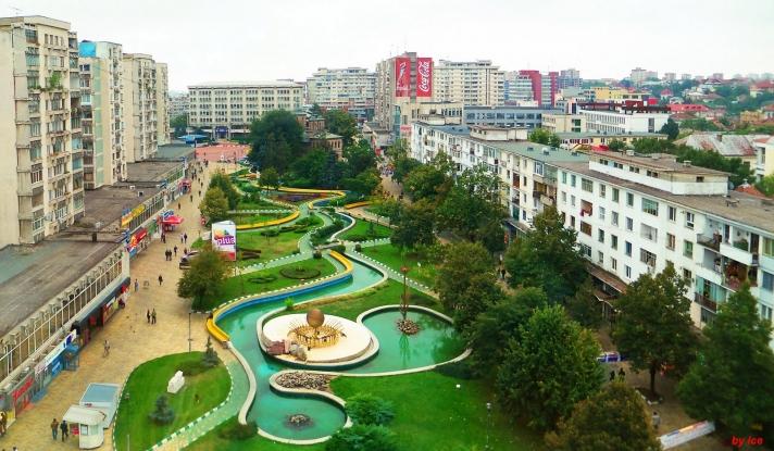 Piteştiul, printre cele mai atractive oraşe din România