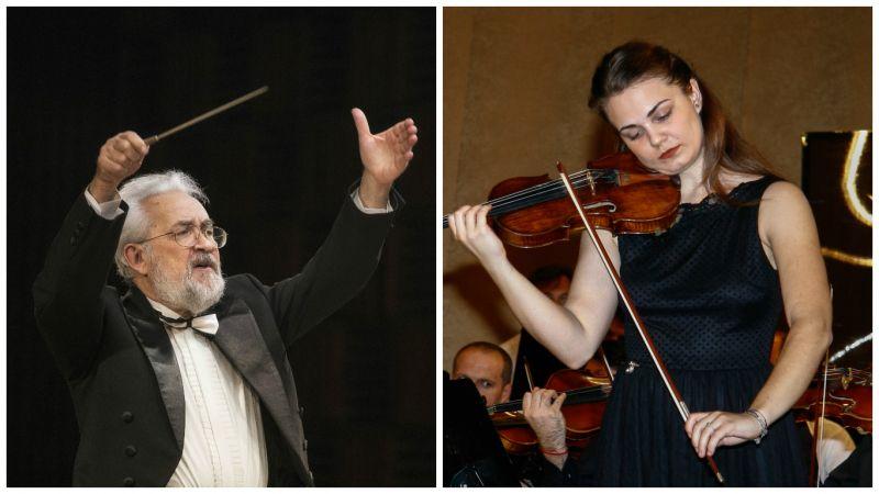 Mari compozitori ruşi la Filarmonica Piteşti