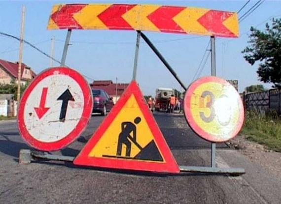 Trafic restricţionat în Argeş