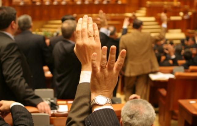 Legea salarizării a fost adoptată de Parlament