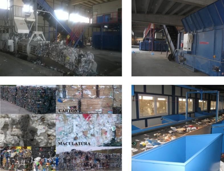 """Situaţia implementării proiectului """"Managementul Integrat al Deşeurilor în Judeţul Argeş"""" la nivelul anului 2015"""