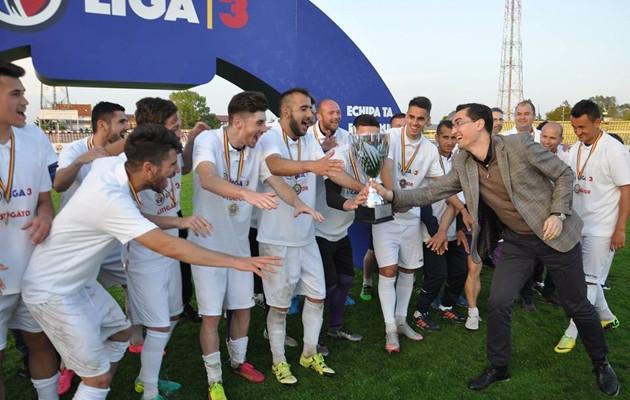 Cu ce lot atacă FC Argeş Liga a doua