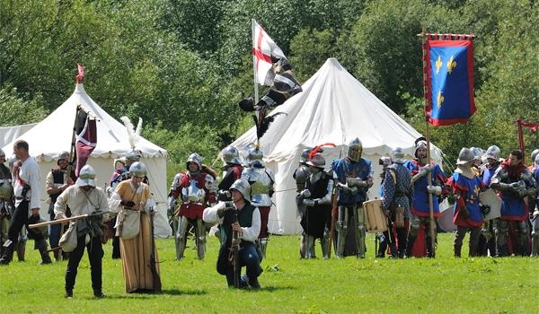 O nouă ediţie a Festivalului Medieval de la Curtea de Argeş