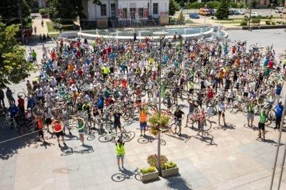 Piste pentru biciclete şi în centrul Piteştiului