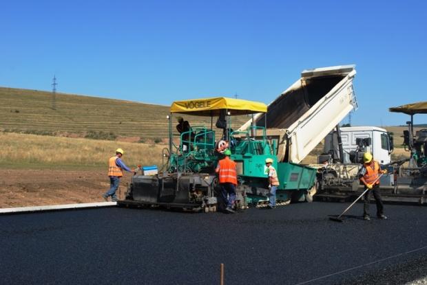 Regia de Drumuri Argeş vinde asfalt
