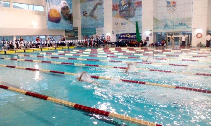 Înotător piteştean, la Festivalul Olimpic al Tineretului