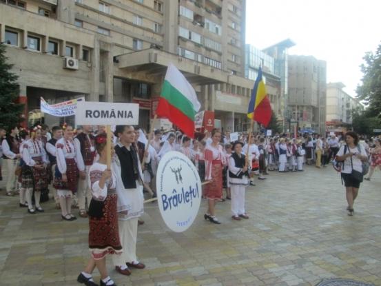 Palatul Copiilor Pitești organizează a XI- a ediție a Festivalului Internațional Brâulețul
