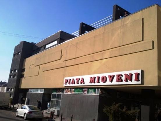 Piaţa Dacia din Mioveni, închisă temporar