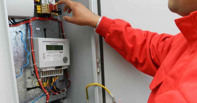 Furt de curent electric în Argeş