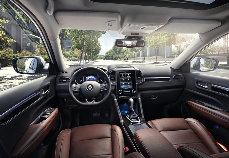 Renault dezvăluie noul Koleos la Salonul Auto Beijing