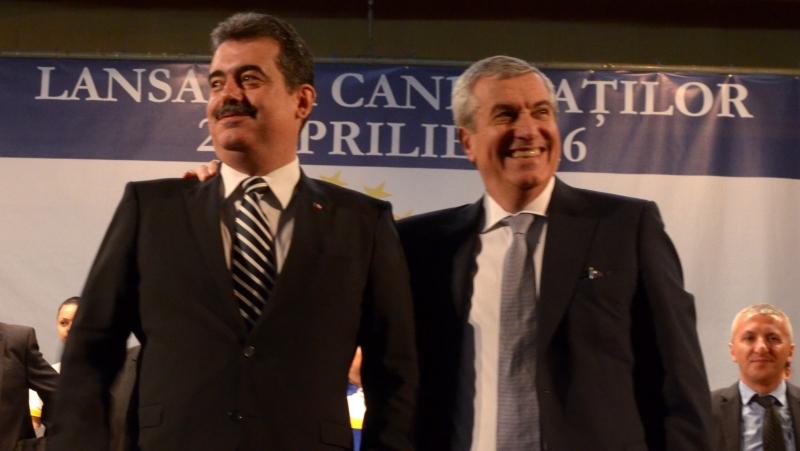 Tăriceanu: Andrei Gerea este cel mai puternic candidat pentru Pitești