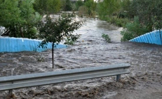 ISU Argeş: măsuri pentru cod portocaliu de ploi