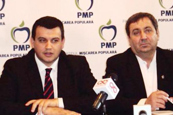 Aghiotantul lui Băsescu vine în Argeş