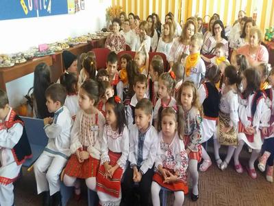 Copiii din Mioveni învaţă să mănânce sănătos