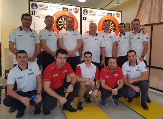 Mioveni: pregătiri pentru Campionatul Naţional de Darts