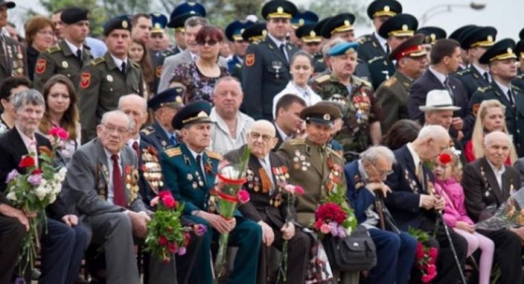 Bani mai mulţi pentru veterani şi văduvele de război