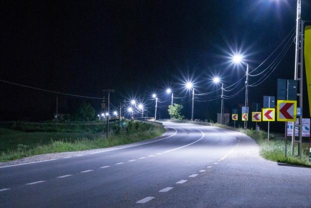 Sistemul de iluminat public din Piteşti se modernizează
