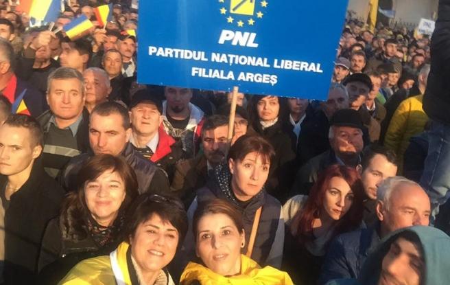 PNL Argeş acuză PSD şi ALDE că păcălesc alegătorii