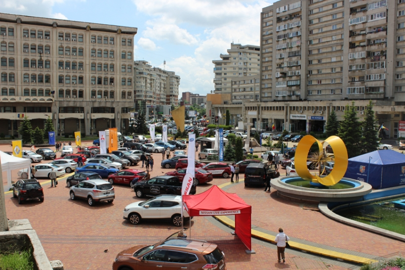 Ediția a XXI-a a Salonului Auto Pitești și-a deschis porțile