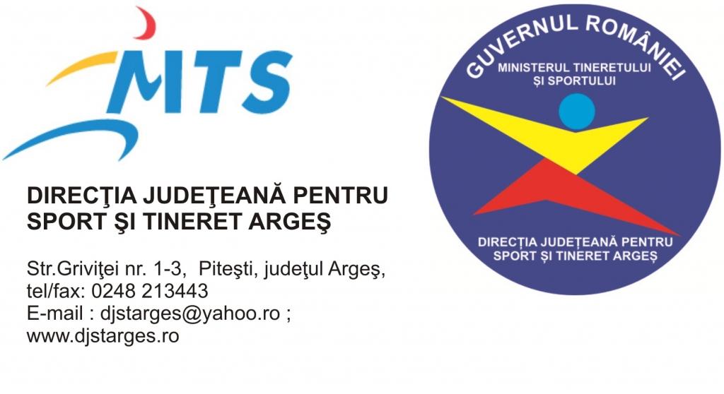 COMPETIŢII SPORTIVE  CARE SE VOR DESFĂŞURA  ÎN PERIOADA 08-10.04.2016