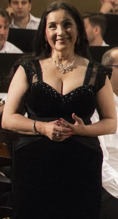 Daniela Vlădescu în Concertul extraordinat pop-rock simfonic  de Ziua Piteştiului