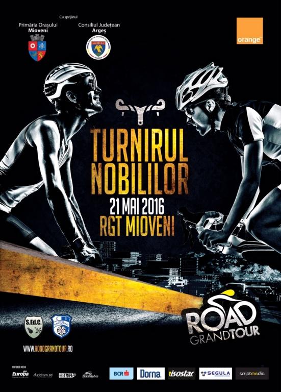 Concurs de ciclism în Mioveni: Turnirul nobililor