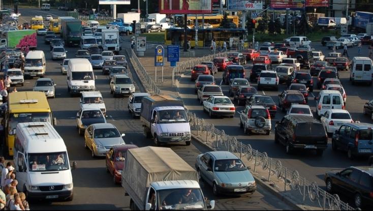 Taxa auto pentru București a fost adoptată