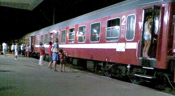 Atenţie! Acţiune a poliţiştilor în trenurile din Argeş!