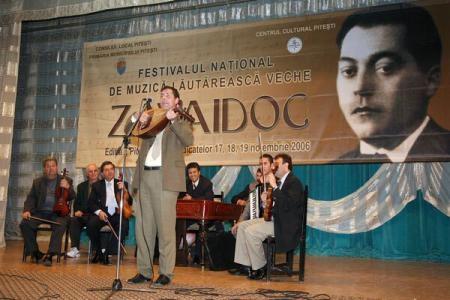 Festivalul Zavaidoc va fi transmis, în direct, pe ecranul din Piața Primăriei Pitești