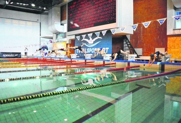 Campionat Național de Poliatlon la Bazinul Olimpic