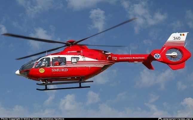 Elicopterele SMURD vor zbura şi noaptea
