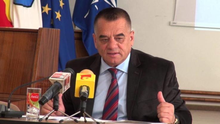 Ionică, patru mandate de viceprimar