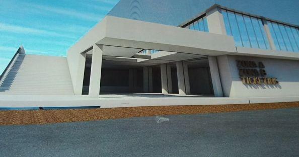 Primăria a predat terenul firmei care va construi polivalenta din Piteşti