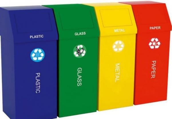 Graficul de colectare a deșeurilor reciclabile pentru luna februarie