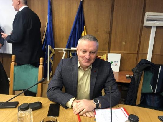 Consiliul Judeţean Argeş are un nou vicepreşedinte