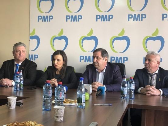 Primarul din Corbi, candidat pentru PMP la şefia Consiliului Judeţean