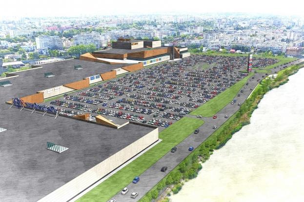 Documentaţia pentru Argeş Mall va fi gata anul acesta