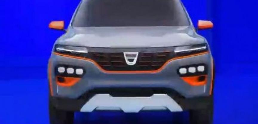 Prima Dacia electrică, prezentată azi oficial!